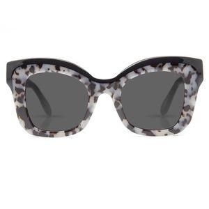 7f1b3a8918 KREWE Accessories - Krewe du Optic Dauphine Black to Catahoula Sunglas